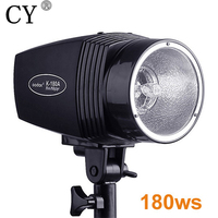 High Quality Godox 180ws 220V Photo Studio Mini Strobe Flashes Light Monolight Photography Flash Lighting