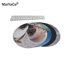 MaiYaCa Seals Round 200*200*2mm Mouse Pad Mousepad Computer PC Laptop Comfort Gaming Mouse Pad