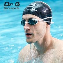 Barracuda Dr.B Myopia Swimming Goggles Anti-Fog UV Protection Prescription Diopter For Men Women White #32295 Eyewear