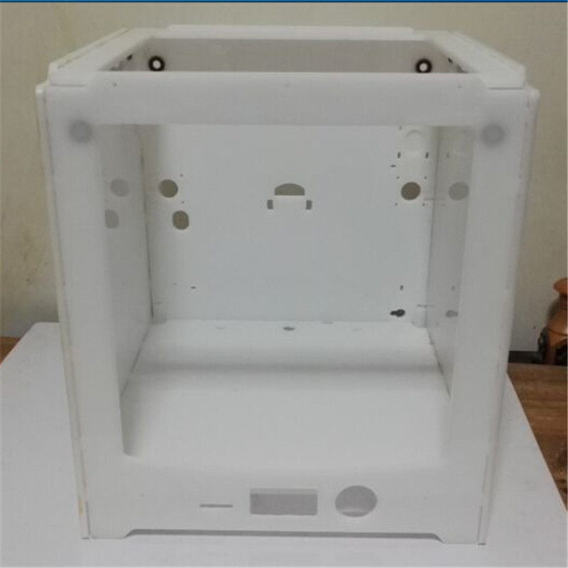 SWMAKER ultimaker 2 UM2 arylic panel case for DIY 3D printer panel kit UM2 frame kit/set 6 mm arylic ultimaker 2 frame shell ca цена