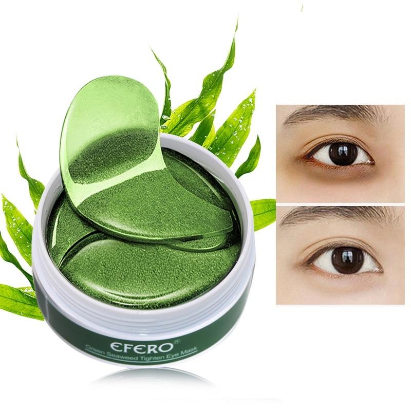 Patches para a Folha de Cuidados Almofadas 120 Pcs Crystal Eye