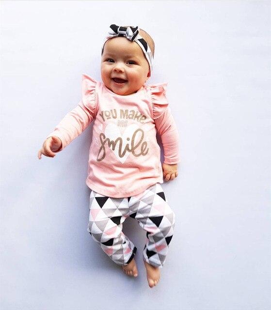 Newborn Baby Clothes Autumn...