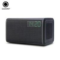 GGMM E3 Bluetooth Lautsprecher Stereo Sound mit Led-uhr Alarm Usb-ladeanschluss für Apple iOS Android Windows erlauben Spotify