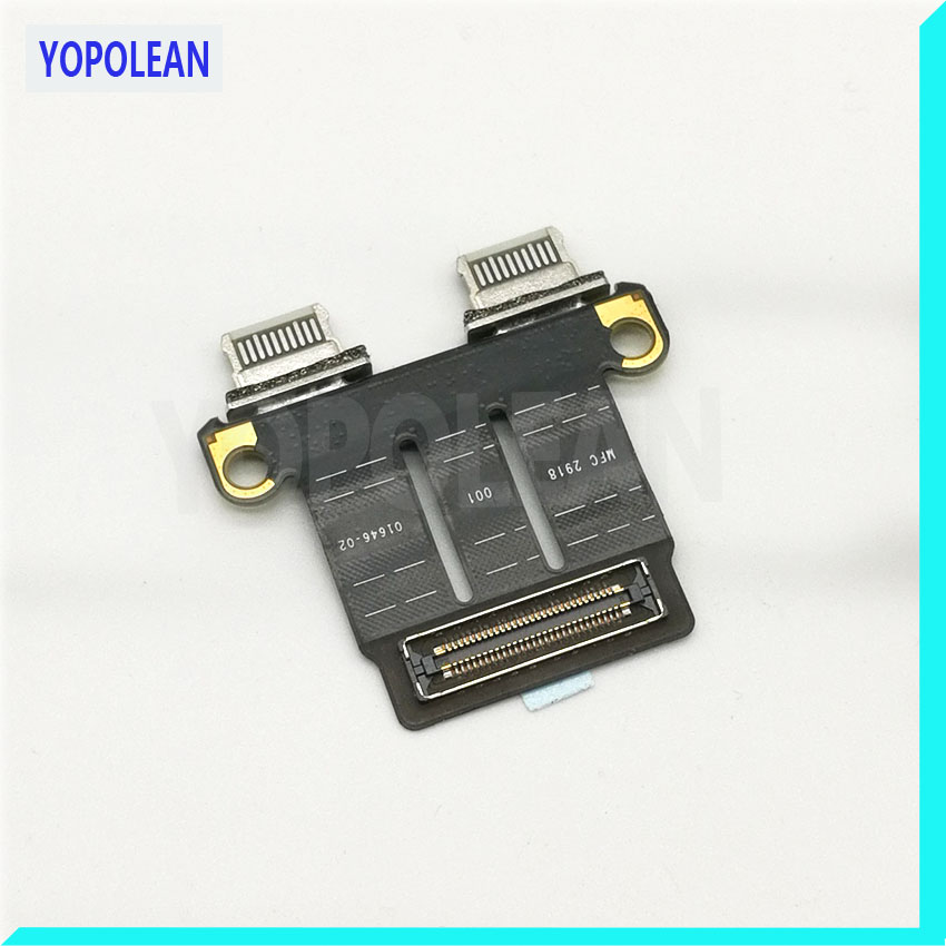 Original Dc Power Jack Usb Connector Board