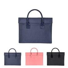 Laptop Bag 13.3 15.6 Nylon Waterproof Case Business Sleeve For Women 13 14 15 inch for Macbook Pro Men Fasion
