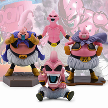 12-30cm Majin Buu PVC Action Figures Dragon Ball Z Super Saiyan Dragonball DBZ Toys For Children