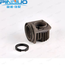 Air Suspension Compressor Pump Cylinder Cover + Piston O-Ring For Audi--A6 C6(China)