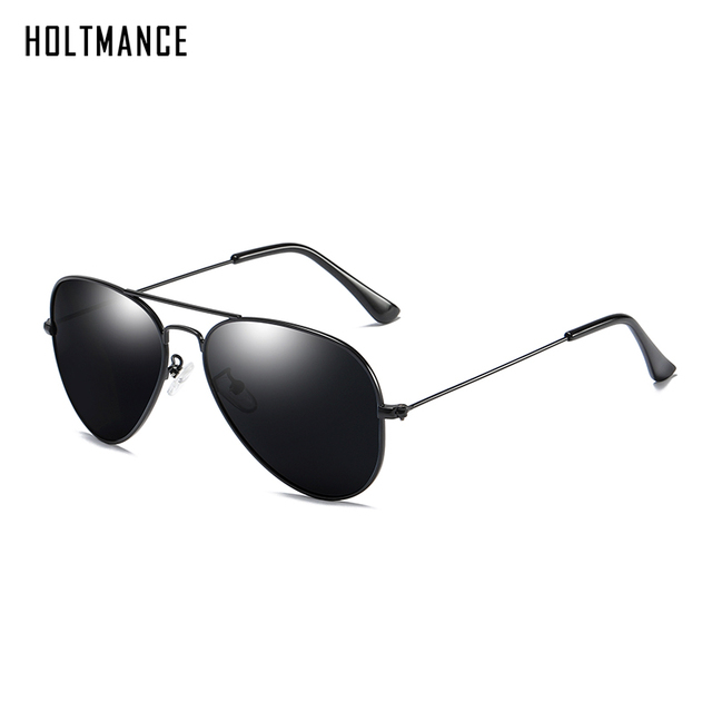 493ee6087 Classic Polarized Aviation Mirror Sunglasses Men Women Pilot Reflective  Lens Glasses Stylish Male Female Sun Glasses
