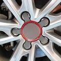 4 unids neumáticos ruedas rueda de carreta cubierta círculo traje de corte para audi A3 A4 A5 A6 A7 A8 Q3 Q5 Q7 S3 S4 S5 S6 S7 S8 coche que labra