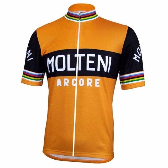 MOLTENI 2016 vestuário ciclismo maillot apenas camisa de ciclismo mountain  bike bicicleta mtb ropa ciclismo venda 9a880b7e543a7
