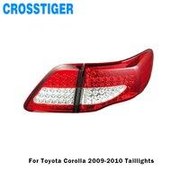 Для TOYOTA corolla 2009 2010 светодиодный фонарь в сборе лампа