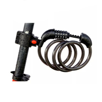High Quality New Hot Bicycle Cycling Bike Portable 5 Digit Anti Theft Security Chain Code Lock