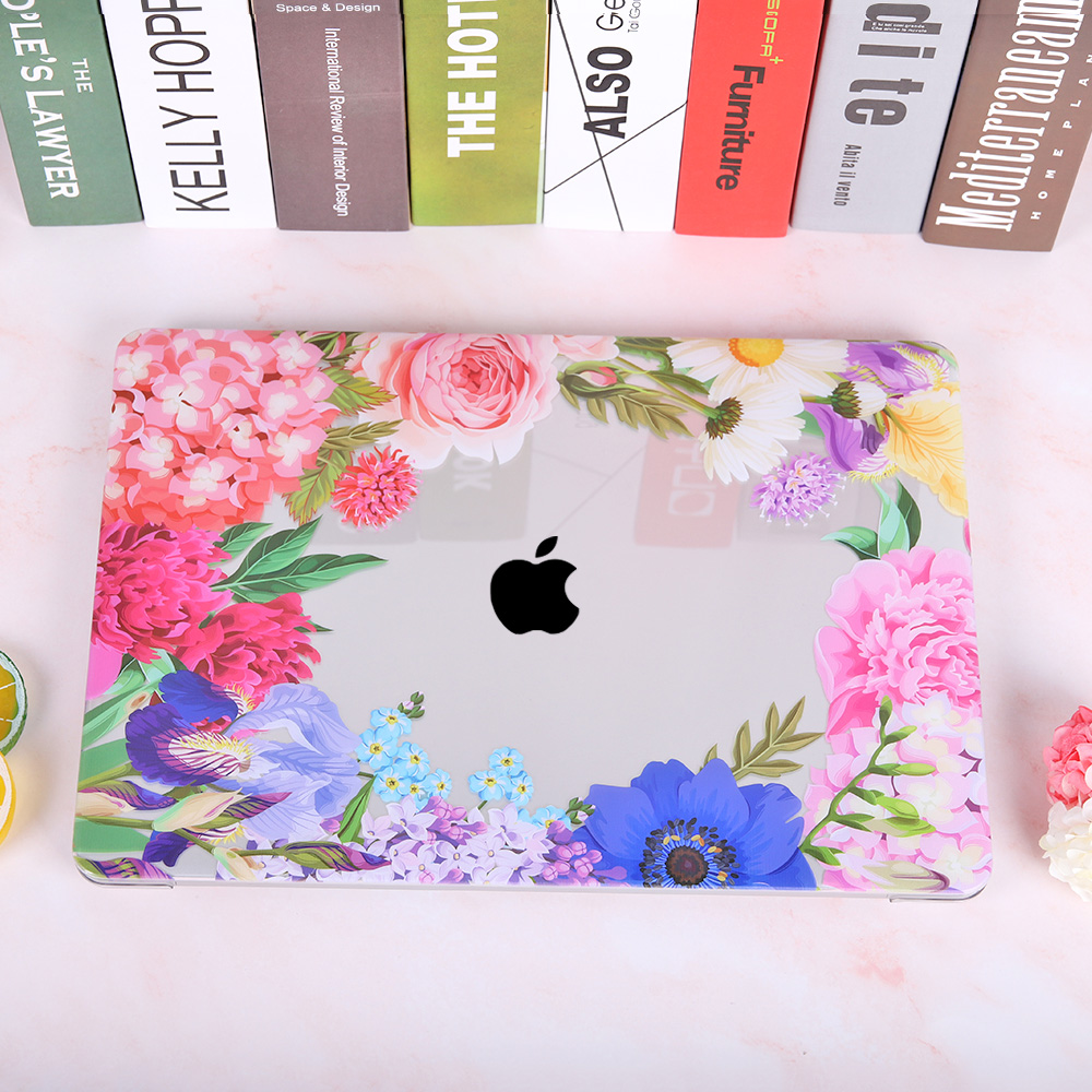 Floral Case for MacBook 151