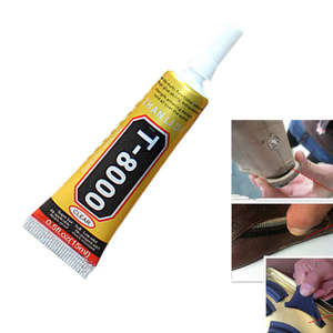 Adhesive 15 ml T8000 Glue Clear Glue Epoxy Resin for Glass Flower Pot  Crystal Fabric e709803f8d39
