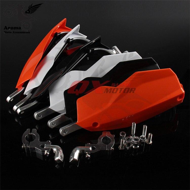 Top qualité moto protection moto garde main moto ATV Off-road dirt pit bike main shiled pour KTM motocross handguard