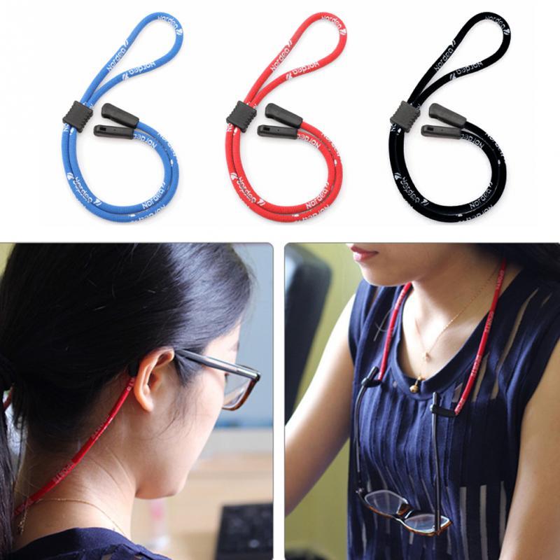 1 Pc Einstellbare Sonnenbrille Neck Strap Cord Brillen Brille String Lanyard Halter Praktische Gläser Zubehör