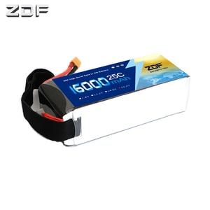 ZDF 16000mAh Lipo Battery 7.4V