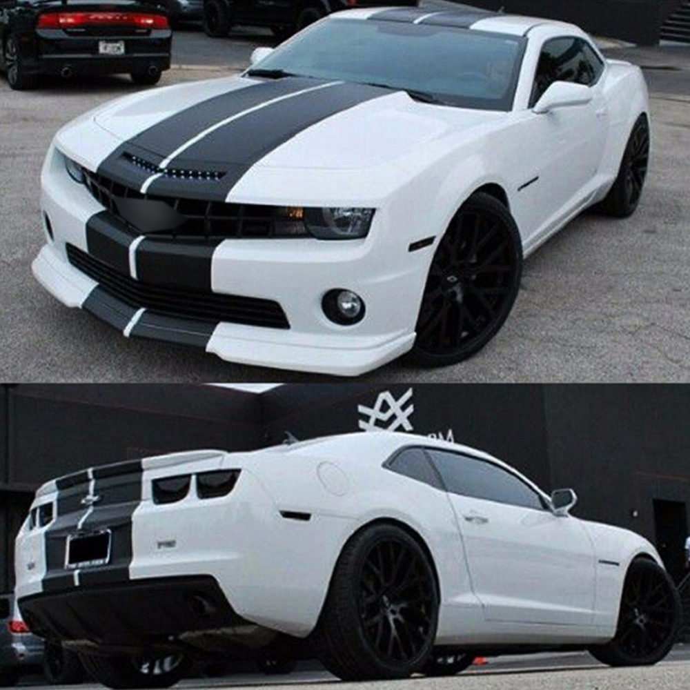 Optional Color Decal Stripe Body Kit For Chevrolet Camaro