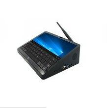 Lo nuevo de 10.8 Pulgadas 1920*1280 PIPO X10 Mini PC Windows 10 Caja de la TV Z8300 Quad Core 4G RAM 64G ROM HDMI Media Box Bluetooth Win10