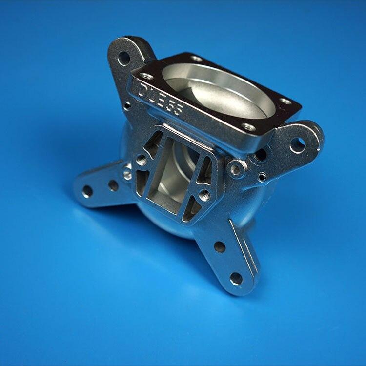 DLE55 Crankcase for DIY RC Drone Model Quadcopter DLE Engine Spare Parts Crankcase original engine management 9844 positive crankcase ventilation valve
