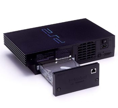 BitFunx FMCB+network adapter for ps2 + 250GB HDD for PS2 HDD games bundle full of Hard Disk with 57 games installed.