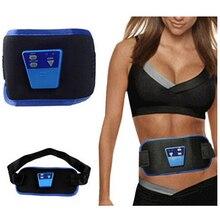 New! Electronic Body Massage Belt Abdominal Massage Toning Exercise Slim Belt