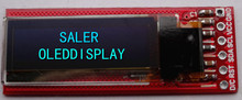 Free Shipping! 0.91 inch blue OLED display module 128 * 32