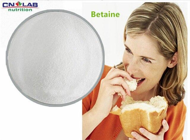 Best price for Betaine 99% powder 500g