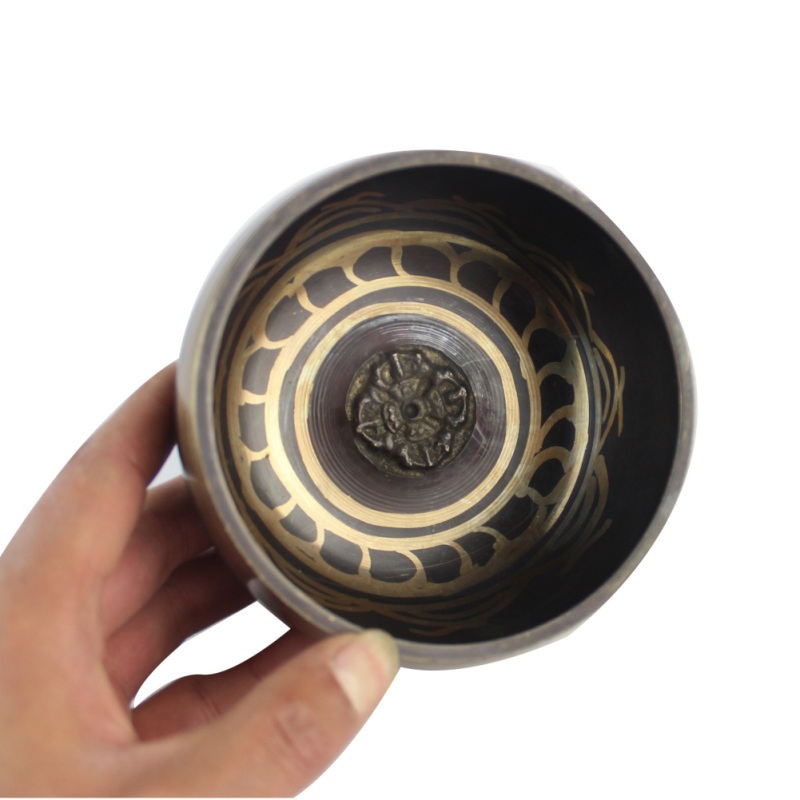 Buddhist Singing Bowl (8-12.5 cm) 3