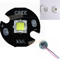 Cree 10W XML L2 T6 Warm White 3500K LED Light 5 Modle 3 7V Driver Lens