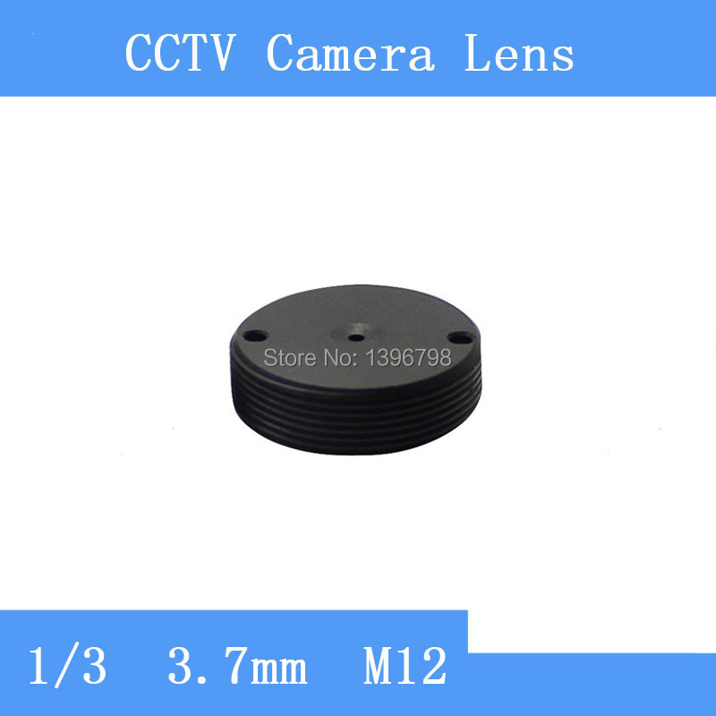 PU`Aimetis Factory direct infrared surveillance camera pinhole lens barrel cylinder-3.7mm M12 thread CCTV lens pu aimetis factory direct surveillance infrared camera pinhole lens 10mm m12 thread cctv lens