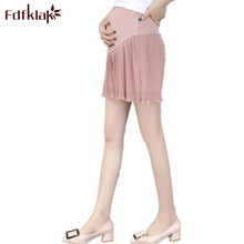 5084f2d9d1b Fdfklak Fashion Maternity Shorts Pregnancy Pants Clothes For Pregnant Women  Plus Size Women Maternaty Summer Pragnancy