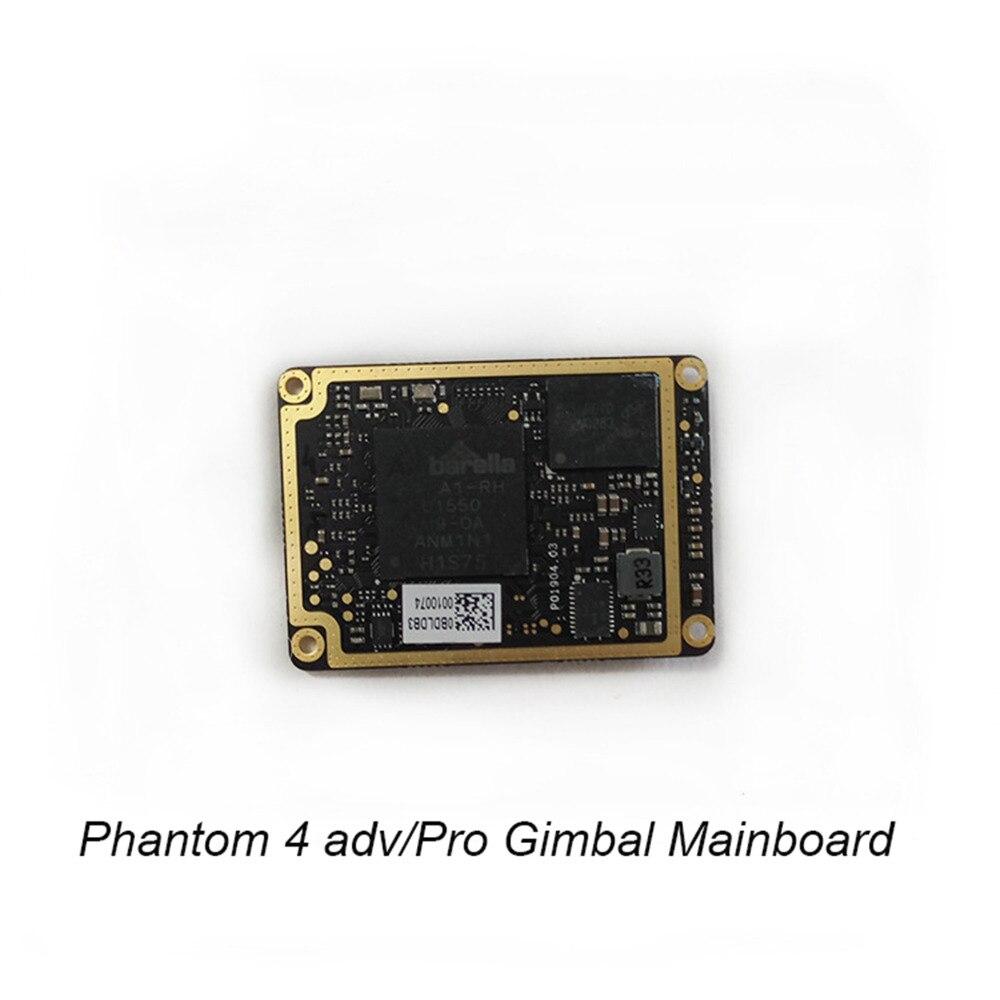 MASiKEN Pièce De Réparation Pour DJI Phantom 4 Pro Cardan Carte Mère Carte Principale pour Phantom 4 adv/Pro Drone Accessoires