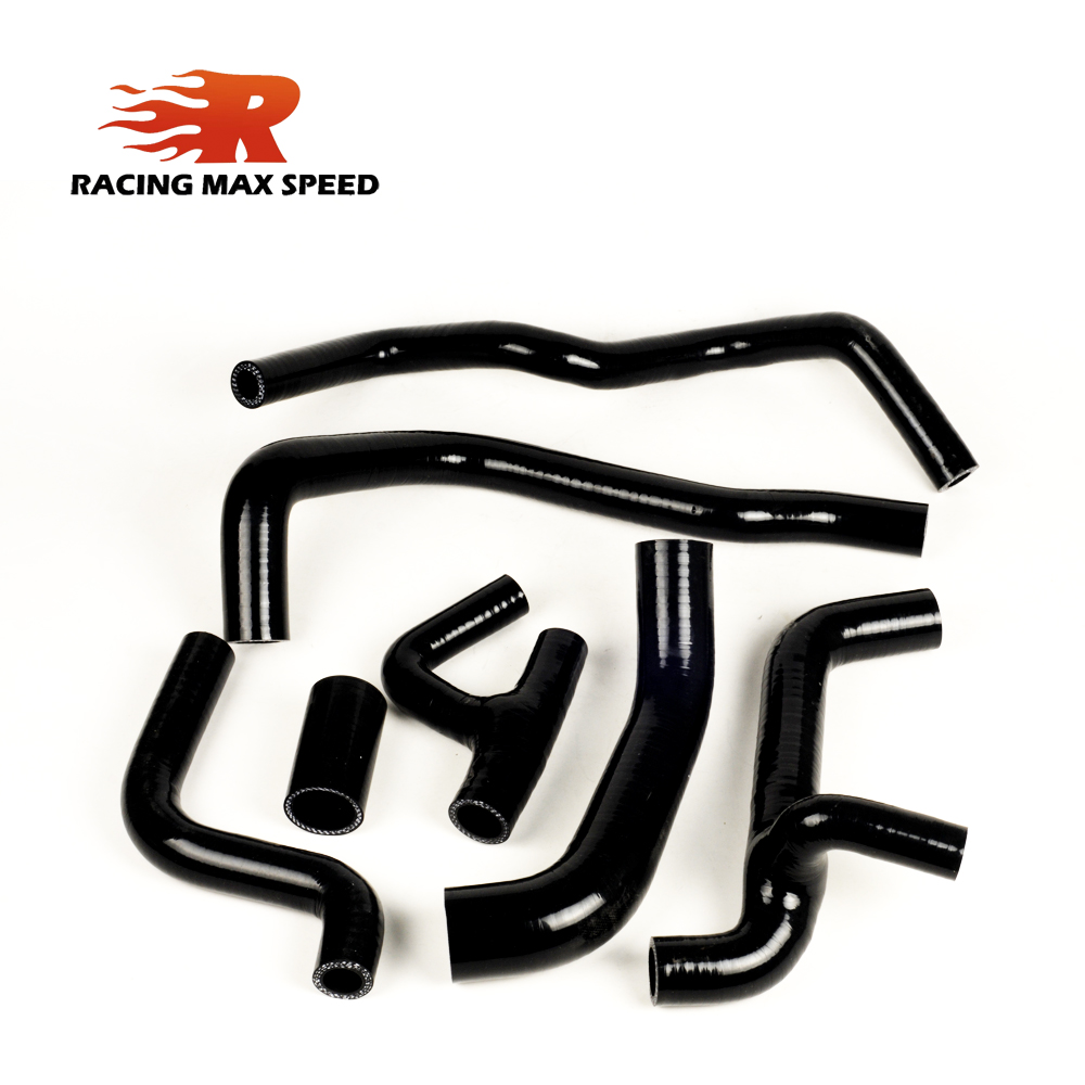 Image 2 - car accessories Air intake turbo inter cooler radiator flexible silicone hose kit-in Air Intakes from Automobiles & Motorcycles