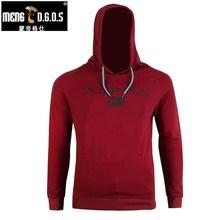 High Quality Autumn Men Zipper Hoodies Long Sleeve Bodybulding Shark Hoodies Sweatshirts Gyms Muscle Fit Clothes