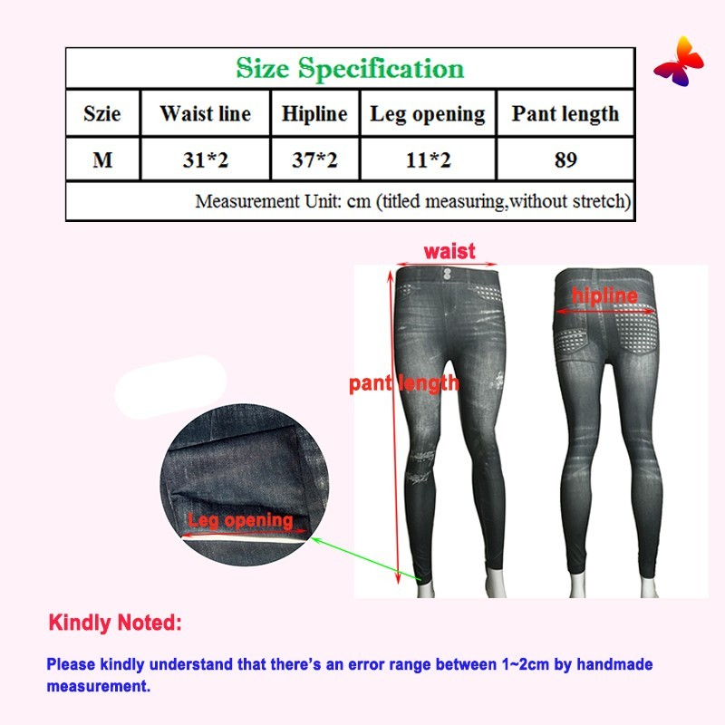 Leggings size