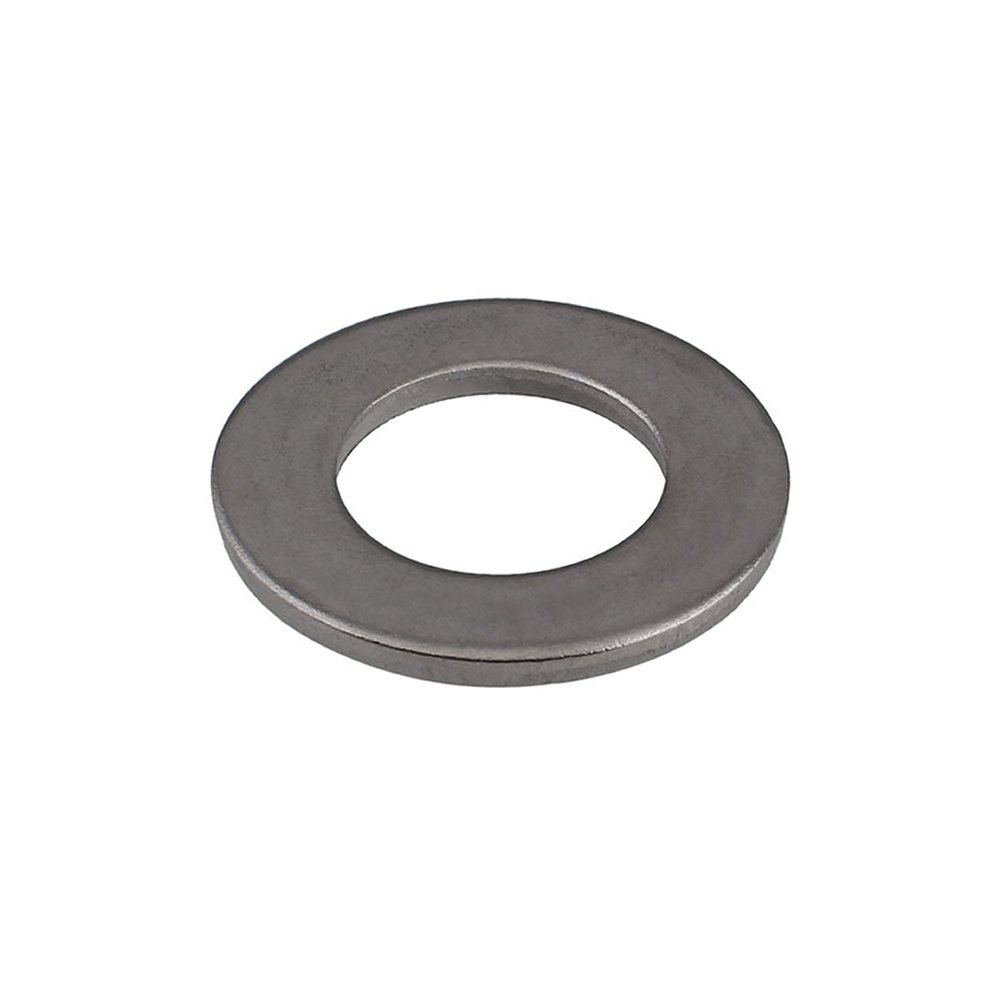 цена на 100pcs DIN125 ISO7089 M1.4 M1.6 M2 M2.5 M3 M3 M4 M5 M6 M8 M10 Stainless Steel 304 Flat Machine Plain Washer