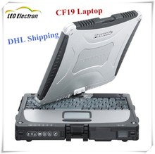 2017 Top-rated High Quality Toughbook CF19 support mb star c3 c4 c5 CF 19 Free Shipping cf-19 CF-19 4g laptop with 160 hdd