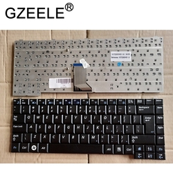 GZEELE nowa klawiatura dla Samsung R403 R408 R410 R453 R458 R460 R405 P410 NP-R403 NP-R408 NP-R410 NP-R453 NP-R458 NP-R460 US czarny