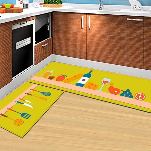 Tuts Piano Kartun Batu Keset Ruang Tamu Karpet Dapur Mandi Tikar Luar Anak