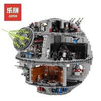 LEPIN 05063 Classic 4016Pcs Death STAR WARS UCS LegoINGlys 79159 model Building kits Block Bricks Toys for Children gift