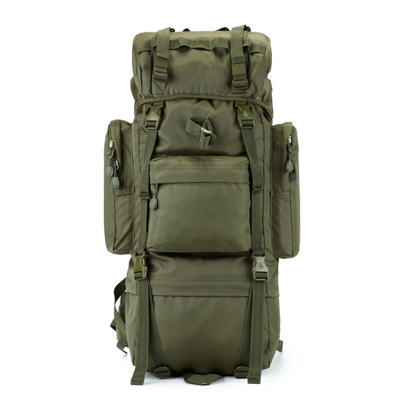 Military backpack travel bag mochila camouflage backpack 17-inch notebook nylon high grade wear-resisting 60 l bag free shipping voyjoy t 530 travel bag backpack men high capacity 15 inch laptop notebook mochila waterproof for school teenagers students