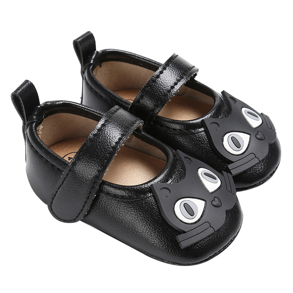 Cartoon Owl baby Infant Anti-slip Moccasins PU Leather First Walker Soft Soled Newborn 0-18M Baby Shoes Footwear Crib Shoes