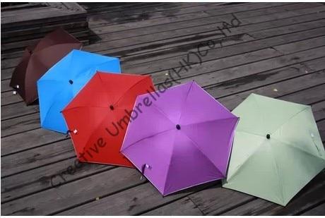 Baby stroller umbrella,kid car umbrella 8mm steel shaft and fiberglass ribs,detachable clamp parasol,UV protecting,sunscreen