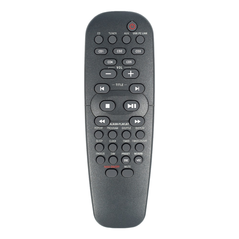 New <font><b>Remote</b></font> Control Suitable <font><b>for</b></font> <font><b>Philips</b></font> RC19532008 <font><b>Dvd</b></font> <font><b>Player</b></font> Controller image