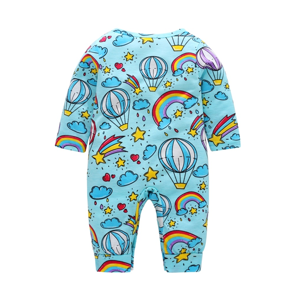 HTB1XC6qJeGSBuNjSspbq6AiipXaf 2018 New Newborn Baby Boys Girls Romper Animal Printed Long Sleeve Winter Cotton Romper Kid Jumpsuit Playsuit Outfits Clothing