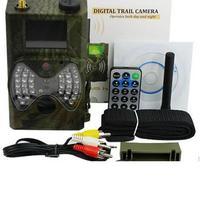 Lumiparty 12mp 1080 وعاء الصيد تريل كاميرا الفيديو مع ليلة الرؤية بالأشعة البير للحياة البرية الرصد
