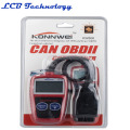 KONNWEI KW806 OBDII Code Reader Scanner OBD2 MS309 Data Tester Car Diagnostic Auto Scan Tool