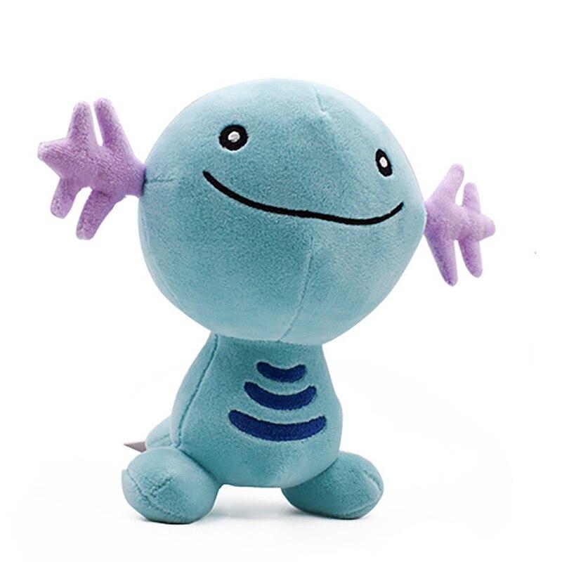 Wooper Animal Dolls 21cm Cartoon Plush Toys High Quality Soft PP Cotton Kids Birthday Best Gift For Children