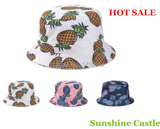 2014 del sombrero del sol cubo para hombres mujeres gorros para ...